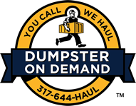 Dumpster on Demand – Indianapolis Logo